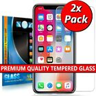 Gorilla Tempered Glass Screen Protector for New iPhone XS Max XR XS X 11 Pro Max <br/> 2 PACK ✅ FREE CASE ✅ SAME DAY DISPATCH ✅ UK SELLER ✅