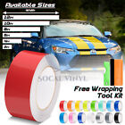 Gloss Color Racing Stripes Vinyl Wrap Decal For Scion TC Sticker 25FT / 50FT $19.88 USD on eBay