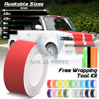 Matte Color Racing Stripes Vinyl Wrap Decal For Scion XB Sticker 10FT / 20FT $15.99 USD on eBay