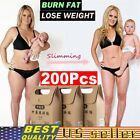 200Pcs Weight Loss Detox Adhesive Pad Burn Fat Magnetic Slim Slimming Patch Diet $40.98 USD on eBay