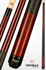 Viking Valhalla VA120 Hard Rock Maple Linen Wrap Pool/Billiard Cue - Mahogany $71.49 USD on eBay