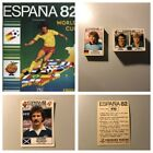 PANINI ESPANA 82 Stickers. Complete your album, 1,2,3,4,5,10,15,20 available