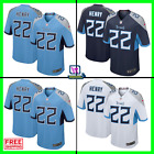 2020 Men's Tennessee Titans #22 Derrick Henry Stitched Jersey $36.95 USD on eBay