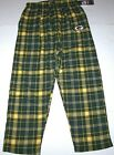 Nwt New Green Bay Packers G Logo NFL Football Sleepwear Sleep Pants Plaid Men $24.99 USD on eBay