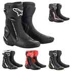 Alpinestars SMX Plus V2 CE Approved Motorbike Boots