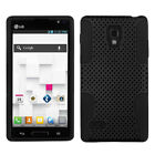 Astronoot Hard Shell + Silicone Protector Cover Case for LG Optimus L9 P769