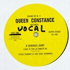 Titus Turner  A Serious Joint  Unknown Disco Funk 12  Queen Constance Mp3