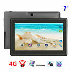 7 Inch Android Tablet 4GB Quad Core 4.4 Dual Camera Bluetooth Wifi Tablet Child
