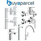 Grohe BauEdge Lever Basin Bath Shower Mixer Kitchen Vessel Tap Valve Chrome