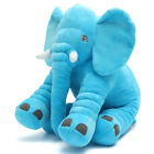 🔥Stuffed Animal Cushion Kids Baby Sleeping Soft Pillow Toy Cute Elephant USA 🔥