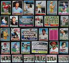 1979 Topps Baseball Cards Complete Your Set U You Pick From List 501-726 VG/EX on Ebay