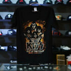 KISS T-shirt End Of The Road World Tour 2020 Leg 5-8 Complete Dates Concert NEW  image