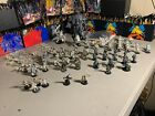 WARHAMMER 40K METAL LOT! Imperial knight scions orks kasrkin cadian oop $15.0 USD on eBay