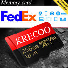 Kyпить Micro Flash Memory Card 256GB 128GB 64GB 95MBs Class 10 High Speed & Adapter NEW на еВаy.соm