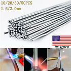 USA Easy Aluminum  Rods 10/20/30/50PCS Free Shipping 1.64ft Wire Brazing–Welding