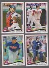 1980 to 2020 Topps CLEVELAND INDIANS Team Sets   --  Pick Your Team and Year -- on Ebay