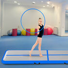 300X100cm Inflatable Air Track 10FT Gymnastics Outdoor Home Pump Professional image