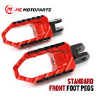 For Triumph Speed Triple 955i 99-04 CNC Rider Foot Pegs Pedals Wide Pegs $50.8 USD on eBay