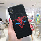 Cartoon Spider-Man 11Pro Marvel Phone Case Cover For iPhone 7 8Plus XR XsMax