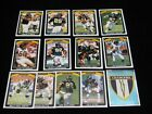 1990 Panini San Diego Chargers Assorted Stickers ....... use the drop down menu $1.49 USD on eBay