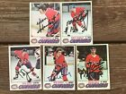Montreal CANADIENS 1977-78 Topps O-Pee-Chee Signed Autograph ** Pick a Card $14.95 USD on eBay