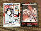 BRIAN LEETCH New York RANGERS 1994 Stanley Cup Champions *** Pick a Card *** $7.95 USD on eBay