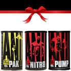 Universal Nutrition Animal Pak Essentials Stack - Choice of Free Gift!