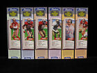 1991 Joe Montana  Rice 49ers Knudsen Bookmarks .... Pick from the drop down menu