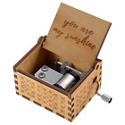 Music Box You are my sunshine Castle of Sky Gift Kid Hand Crank