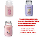 YANKEE CANDLE 22 oz Large Jar Multiple Scents BRAND NEW FREE SHIP❗️