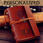 Kyпить Birthday Gift Vintage PU Leather Bound Blank Notebook Journal Gifts for Dad на еВаy.соm