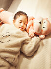 Monkey Doll's Plush Toy Cute Sleeping Doll Bed Soft Baby Exhaust Pillow