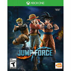 Used, JUMP FORCE XBOX ONE NEW! DRAGONBALL Z, NARUTO, ONE PIECE, FIGHT, COMBAT FIGHTER for sale  Shipping to Nigeria