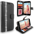 For LG K8 2017 Case Pu Leather Wallet ID Card Holder Flip Folding Stand Cover