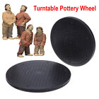 Pottery Wheel Rotate Turntable Swivel Turntable Clay Pottery Sculpture Tool HF image