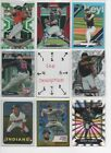 Cleveland Indians * SERIAL #'d ROOKIES AUTOS JERSEYS * ALL CARDS ARE GOOD CARDS* on Ebay