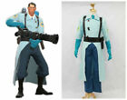 Team Fortress 2 Medic Blue Cosplay Costume