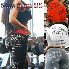 US Women Fitness Leggings Push Up Sport Running Yoga Gym Pants Workout Trousers