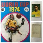 Kyпить FKS GERMANY 74 WORLD CUP Stickers Complete your set various quantities available на еВаy.соm