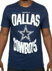 New Dallas Cowboys NFL Football Nike Dri-Fit Property of T-Shirt Navy Blue Men's $25.99 USD on eBay