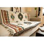 Ethnic Indian Aztec Blanket Navajo Wall Hanging Cotton Throw Bedcover Picnic Rug image