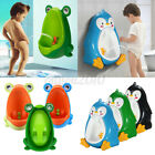 Frog Kids Toddler Potty Toilet Training Children Urinal Boy Pee Trainer  image