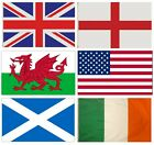 5ft x 3ft Polyester Flags - Country - Special Occasion Event Party Decoration
