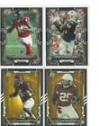2015 Bowman Black Football - COMPLETE YOUR SET - Pick Your Favorites $1.49 USD on eBay
