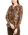 Equipment Leema Silk Shirt Women's