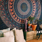 Indian Mandala Tapestry Psychedelic Hippie Gypsy Bohemia Wall Hanging Tablecloth