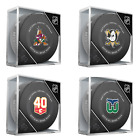 NHL Teams Unsigned InGlasCo 2019 Model Official Game Puck $18.5 USD on eBay
