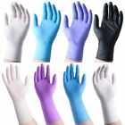 Gloves 10 -20 -50 -100 Pcs Nitrile Vinyl Latex ( Powder - Free ) Up to15% Off