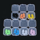 Soft Silicone Ear Plugs Sound Insulation Ear Protection Earplugs For Ch.i3