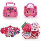 Girls Toy Vanity Beauty Cosmetic Bag Case Make Up Pretend Play Princess Set Gift